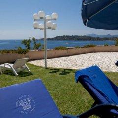 Отель Corfu Palace Hotel Греция, Корфу - 4 отзыва об отеле, цены и фото номеров - забронировать отель Corfu Palace Hotel онлайн фитнесс-зал