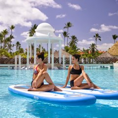 Отель Paradisus Palma Real Golf & Spa Resort All Inclusive Доминикана, Пунта Кана - 1 отзыв об отеле, цены и фото номеров - забронировать отель Paradisus Palma Real Golf & Spa Resort All Inclusive онлайн детские мероприятия