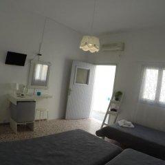 Отель Magma Rooms Греция, Остров Санторини - отзывы, цены и фото номеров - забронировать отель Magma Rooms онлайн комната для гостей фото 3
