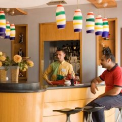 Отель Senator Hotel Tanger Марокко, Танжер - отзывы, цены и фото номеров - забронировать отель Senator Hotel Tanger онлайн гостиничный бар