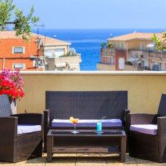 Quality Hotel Menton Méditerranée пляж