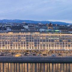 Отель Mandarin Oriental, Geneva Швейцария, Женева - отзывы, цены и фото номеров - забронировать отель Mandarin Oriental, Geneva онлайн