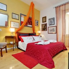 Отель Lucky Holidays Testaccio комната для гостей
