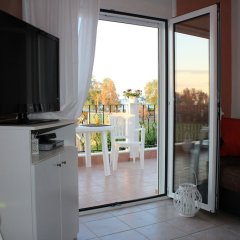 Апартаменты Maravilla Apartments Пефкохори балкон