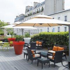 Отель Mercure Montmartre Sacre Coeur Париж бассейн фото 2