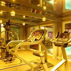 Отель Liberty Central Saigon Centre фитнесс-зал фото 3