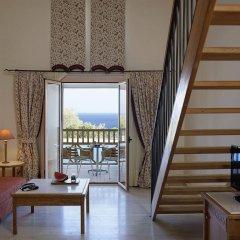 Отель Mitsis Family Village Beach Hotel Греция, Калимнос - отзывы, цены и фото номеров - забронировать отель Mitsis Family Village Beach Hotel онлайн комната для гостей фото 3