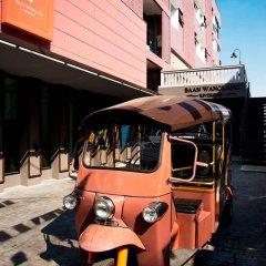 Отель Baan Wanglang Riverside городской автобус
