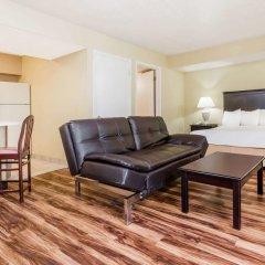 Отель Hawthorn Suites by Wyndham Columbus North США, Колумбус - отзывы, цены и фото номеров - забронировать отель Hawthorn Suites by Wyndham Columbus North онлайн фото 3