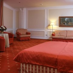 Гостиница Бородино комната для гостей фото 8