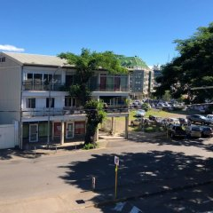 Апартаменты F3 Ery Papeete Apartment 2 парковка