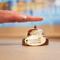 Отель Luckys Inn GmbH Германия, Гамбург - отзывы, цены и фото номеров - забронировать отель Luckys Inn GmbH онлайн помещение для мероприятий
