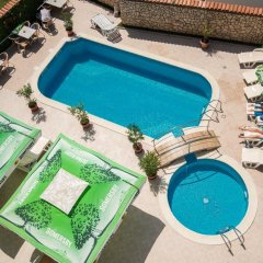 Отель Nassi Hotel Болгария, Свети Влас - отзывы, цены и фото номеров - забронировать отель Nassi Hotel онлайн бассейн фото 2
