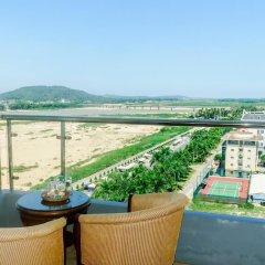 Thien An Riverside Hotel балкон