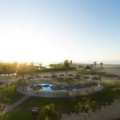 Отель Holiday Inn Resort Los Cabos Все включено Мексика, Сан-Хосе-дель-Кабо - отзывы, цены и фото номеров - забронировать отель Holiday Inn Resort Los Cabos Все включено онлайн приотельная территория фото 2