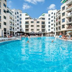 Hotel Avalon - Все включено бассейн фото 2
