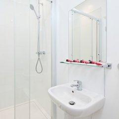 Отель Hamptons Brighton Великобритания, Кемптаун - отзывы, цены и фото номеров - забронировать отель Hamptons Brighton онлайн ванная