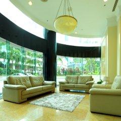 Отель Parkview Service Apartment @ KLCC Малайзия, Куала-Лумпур - отзывы, цены и фото номеров - забронировать отель Parkview Service Apartment @ KLCC онлайн интерьер отеля фото 2