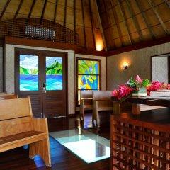 Отель Le Meridien Bora Bora комната для гостей фото 3