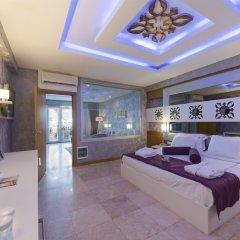 Отель Sentido Flora Garden - All Inclusive - Только для взрослых Сиде комната для гостей фото 4