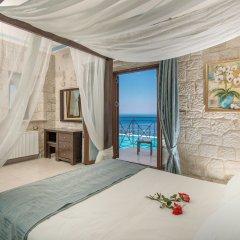 Отель Emerald Villas & Suites Греция, Закинф - отзывы, цены и фото номеров - забронировать отель Emerald Villas & Suites онлайн комната для гостей фото 3