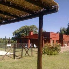 Отель Cabañas La Cosecha Сан-Рафаэль фото 10