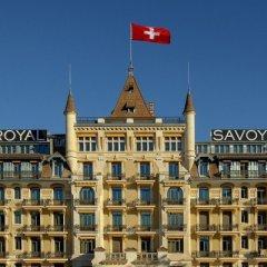 Отель Royal Savoy Lausanne фото 4