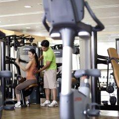 Отель InterContinental Saigon фитнесс-зал фото 3