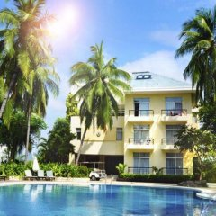 Отель Palm Beach Resort&Spa Sanya бассейн