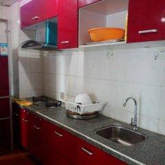 Апартаменты Shenzhen Leyi Family Apartment в номере