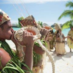Отель Hilton Moorea Lagoon Resort and Spa Французская Полинезия, Муреа - отзывы, цены и фото номеров - забронировать отель Hilton Moorea Lagoon Resort and Spa онлайн фото 14