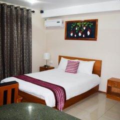 Апартаменты Al-Minhaj Serviced Apartments комната для гостей