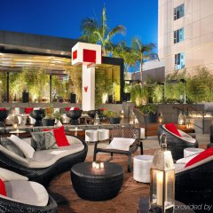 Отель W Hollywood гостиничный бар