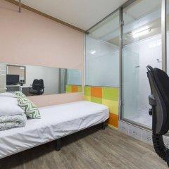 Отель Sinseoldong Station Residence Южная Корея, Сеул - отзывы, цены и фото номеров - забронировать отель Sinseoldong Station Residence онлайн комната для гостей фото 5