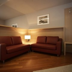 Отель Residence Cristina 52 Италия, Турин - отзывы, цены и фото номеров - забронировать отель Residence Cristina 52 онлайн комната для гостей фото 4