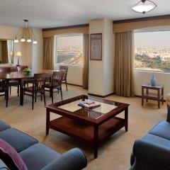 Отель Hyatt Regency Galleria Residence Dubai комната для гостей фото 4