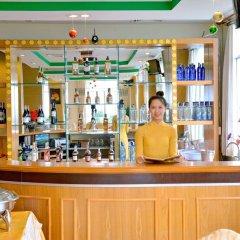 Отель Green Hotel Вьетнам, Вунгтау - отзывы, цены и фото номеров - забронировать отель Green Hotel онлайн гостиничный бар
