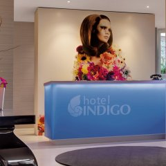 Hotel Indigo Düsseldorf - Victoriaplatz интерьер отеля