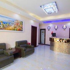 Отель Hangtian Business Hotel Xi'an Airport Китай, Сяньян - отзывы, цены и фото номеров - забронировать отель Hangtian Business Hotel Xi'an Airport онлайн интерьер отеля