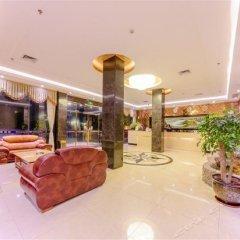 Отель S&P Holiday Inn (Guangzhou Baiyun Airport No.1) интерьер отеля