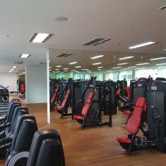 Отель Soho Suites KLCC LX Stay Малайзия, Куала-Лумпур - отзывы, цены и фото номеров - забронировать отель Soho Suites KLCC LX Stay онлайн фитнесс-зал