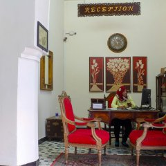 Africa House Hotel интерьер отеля