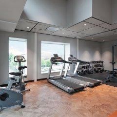 Отель Olympic Hotel Нидерланды, Амстердам - 1 отзыв об отеле, цены и фото номеров - забронировать отель Olympic Hotel онлайн фитнесс-зал фото 3