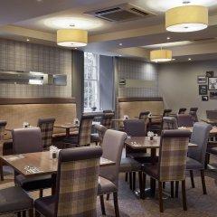Отель Leonardo Boutique Hotel Edinburgh City Великобритания, Эдинбург - отзывы, цены и фото номеров - забронировать отель Leonardo Boutique Hotel Edinburgh City онлайн питание фото 2