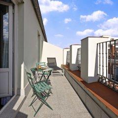 Отель One Shot Prado 23 Испания, Мадрид - отзывы, цены и фото номеров - забронировать отель One Shot Prado 23 онлайн балкон
