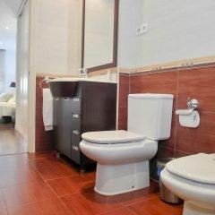 Отель DFlat Escultor Madrid 503 Apartments Испания, Мадрид - отзывы, цены и фото номеров - забронировать отель DFlat Escultor Madrid 503 Apartments онлайн ванная