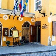 Отель Olevi Residents Эстония, Таллин - - забронировать отель Olevi Residents, цены и фото номеров вид на фасад фото 2
