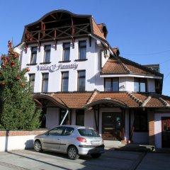 Отель Garni Hotel Villa Family Сербия, Белград - отзывы, цены и фото номеров - забронировать отель Garni Hotel Villa Family онлайн парковка