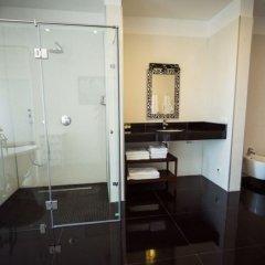 Гостиница Ost West Club ванная фото 3