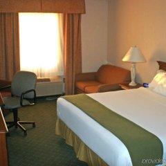 Отель Holiday Inn Express Ex I-71 / OH State Fair / Expo Center США, Колумбус - отзывы, цены и фото номеров - забронировать отель Holiday Inn Express Ex I-71 / OH State Fair / Expo Center онлайн комната для гостей фото 3
